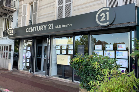 Agence immobilière CENTURY 21 M.B Immo, 78380 BOUGIVAL